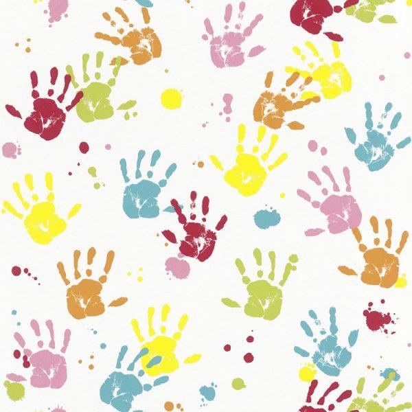 Kid Patterns4 Frame Canvas Kidroom4 Kidsroom Wall Map