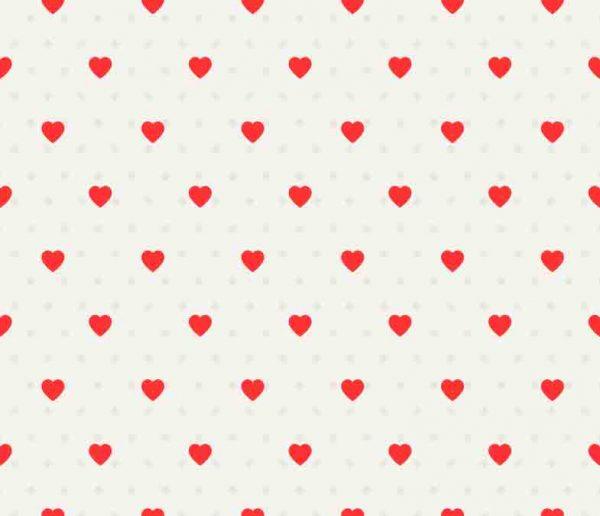 Wallpaper Wall Mural Dot Pattern Category Colourful Heart Dot