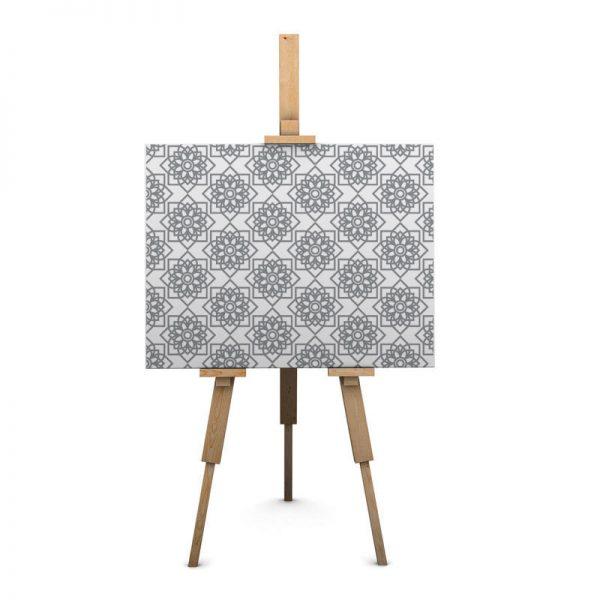 frame_canvas_thai_pattern5